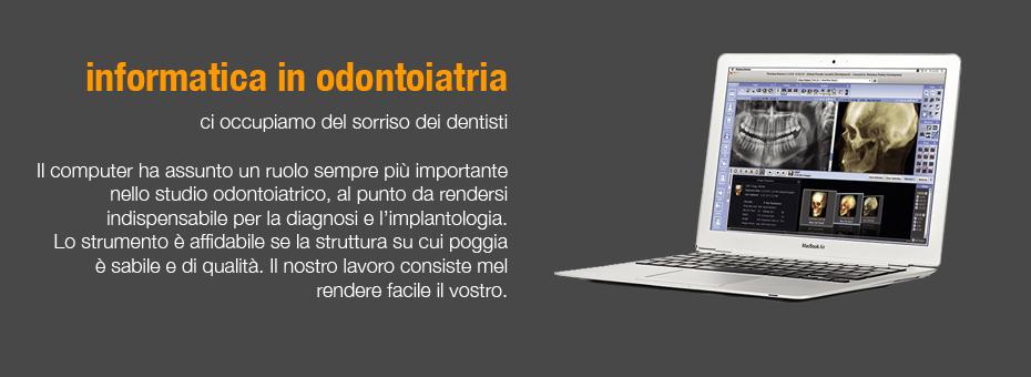 informatizzare studio dentistico